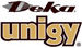 Deka Unigy Battery Logo