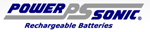 PowerSonic Battery Logo
