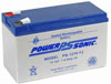 Powersonic PS1270F2 Battery